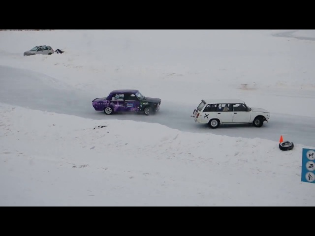 ICE DRIFT WARS. Этап 2 (18.02.2018)