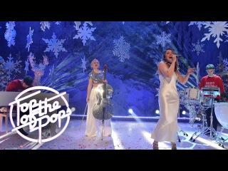Clean Bandit – Symphony (Top of the Pops Christmas 2017)