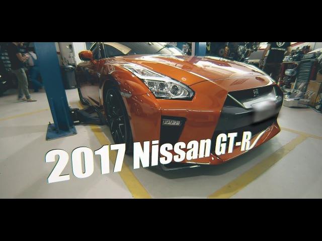 2017 Nissan GT-R R35 Stage 2 GTT-700