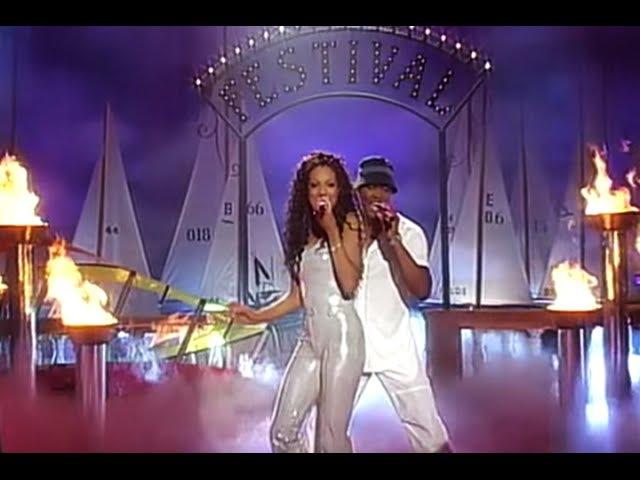 La Bouche feat Natascha Wright. - Be My Lover (Hit-Festival ZDF 2000)