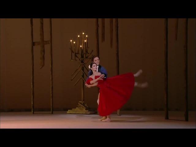 Marguerite and Armand - Pas de deux (Sergei Polunin and Tamara Rojo, The Royal Ballet)