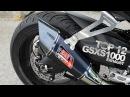 GSXS1000 Exhaust Sound Compilation - M4, SC Project, Akrapovic, Arrow, Yoshimura, Racefit
