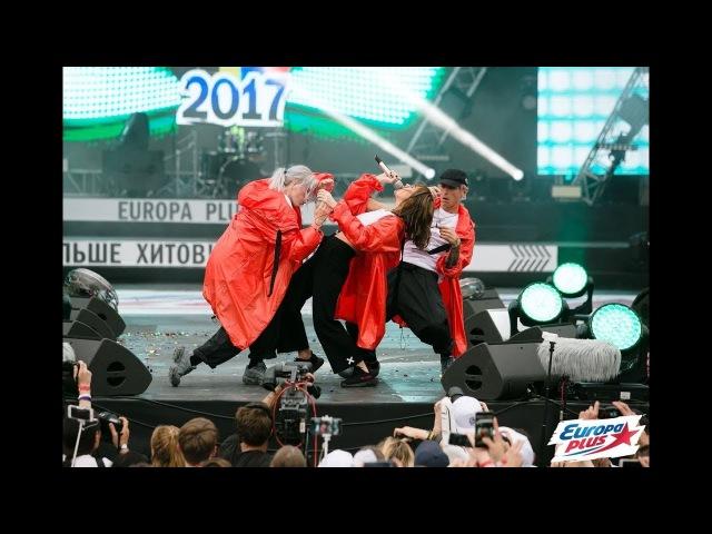ЕЛЕНА ТЕМНИКОВА на backstage Europa Plus LIVE 2017!
