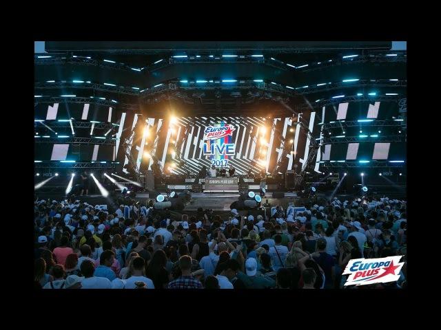 SWANKY TUNES на backstage Europa Plus LIVE 2017!