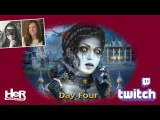 Nancy Drew Ghost of Thornton Hall Day Four Twitch  HeR Interactive