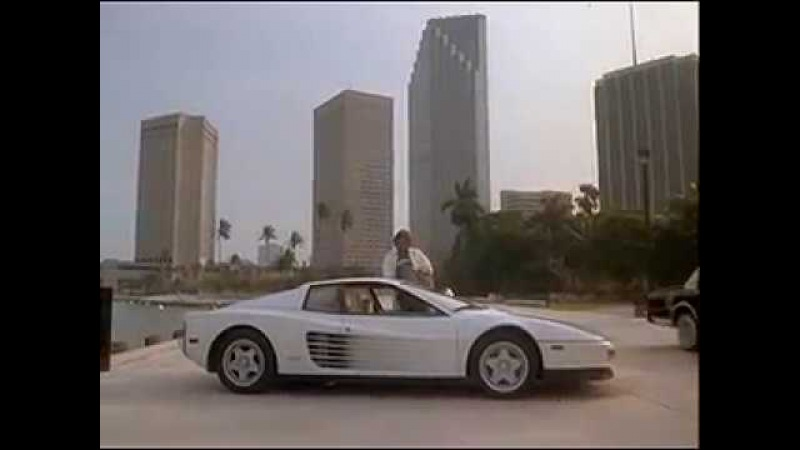 Miami Vice (Crockett Tubbs tribute)