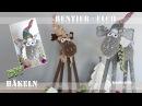 DIY Häkeln Amigurumi - Lustiges Rentier, Elch / Crochet Funny Reindeer Elk [How To]