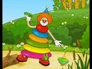 Развивающий мультик для детей от 1-го года до 3-ех лет.