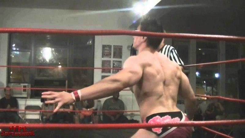 RWA Hype 10/05/13 - Stan Stylez vs Xavier Cross