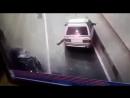 Видео с камеры Аварии в тоннеле в Дербенте водитель десятки погиб  10072017