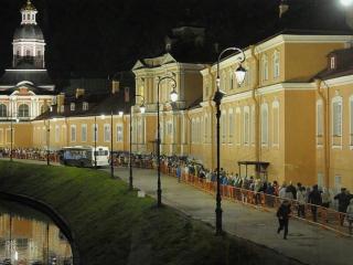 Молитвенное стояние к Святителю Николаю. СПб июль 2017