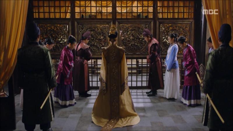 Императрица Ки - Дайду. Дворец императора. Внутренне устройство двора.Часть 2