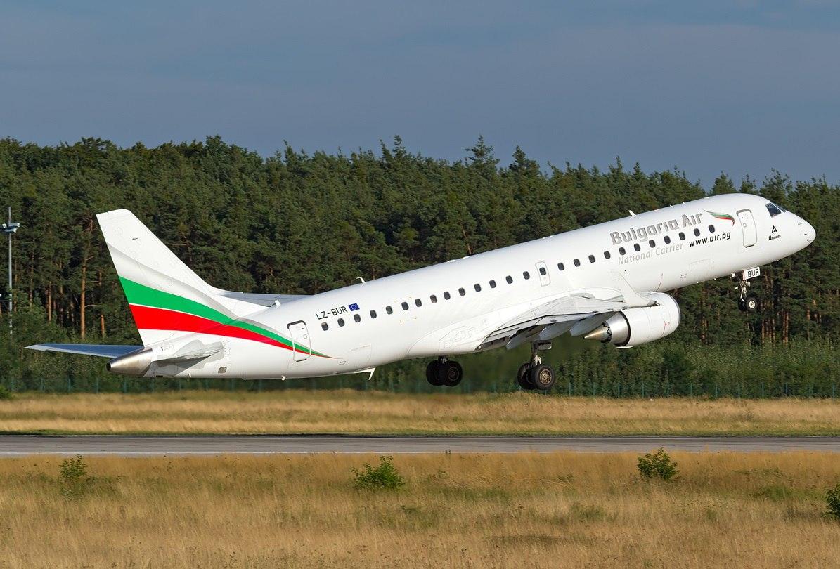 Embraer на взлете