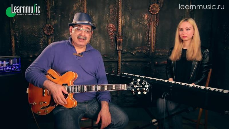 Импровизация на гитаре - Михаил Суджян