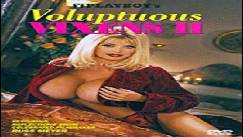 1998 Russ Meyer Playboys Voluptuous Vixens II Linda ONeil Malisia Petropoulos Barocca TawnyPeaks PandoraPeaks SummerLeigh