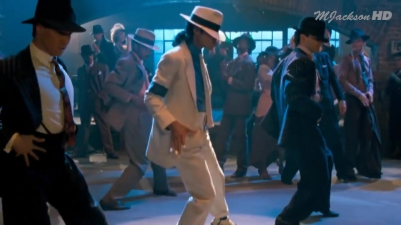 Michael Jacksons Moonwalker Smooth Criminal HD