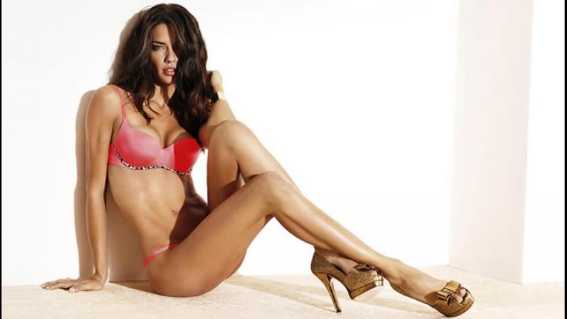 Adriana Lima (Адриана Лима). Sexiest moments 2