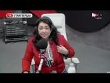 Лолита в эфире утреннего шоу «STARПерцы»