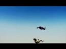Индус в Skydive Dubai БОМБОВОЕ ВИДЕО ЧУМОВОЙ ПРЫГ
