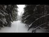 Лыжный поход выходного дня Подкатунь-Тельбес.
