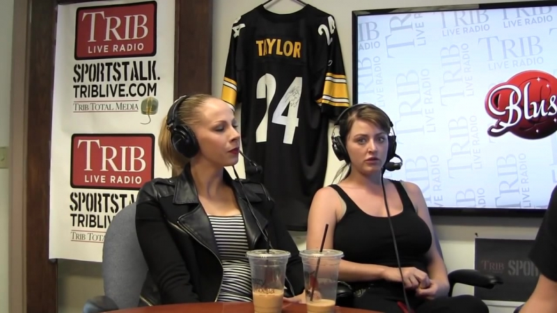 Sophie Dee and Gianna Michaels In-Studio
