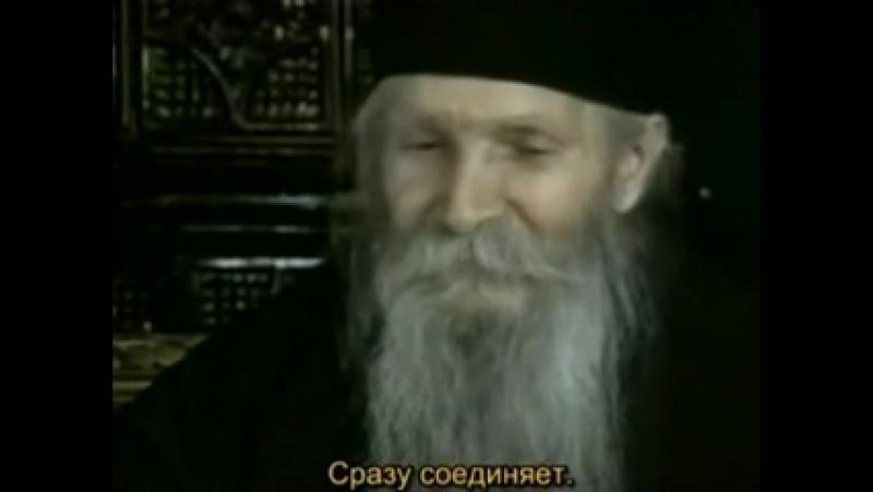 Старец Фаддей Витовницкий....Каковы мысли твои, такова и жизнь твоя... [2003 г. , Православные беседы, DVDRi