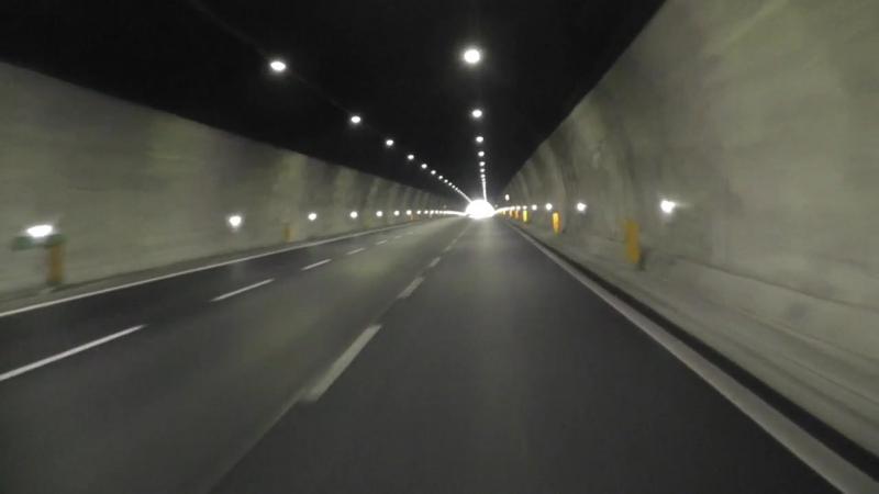 Туннели и автобаны