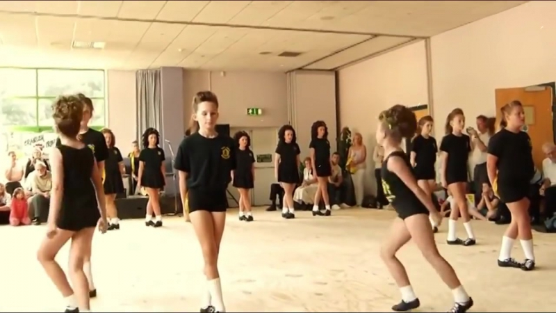Эх шейка дам! The Ace Academy of Irish Dance