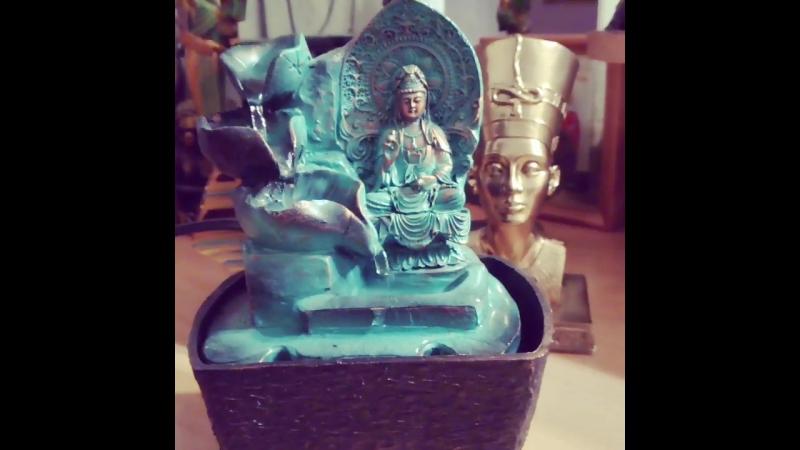 Лакшми - богиня благословения, изобилия, процветания, богатства, удачи и счастья. Воплощение грации, красоты и обаяния. Защита о