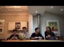 18 февраля: Зендая в прямом эфире у Тома Холланда.