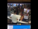 September 22: New/old video of Justin seen at a gas station in Los Angeles, California.
