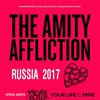 THE AMITY AFFLICTION (Aus) || 22.08.17 || Москва