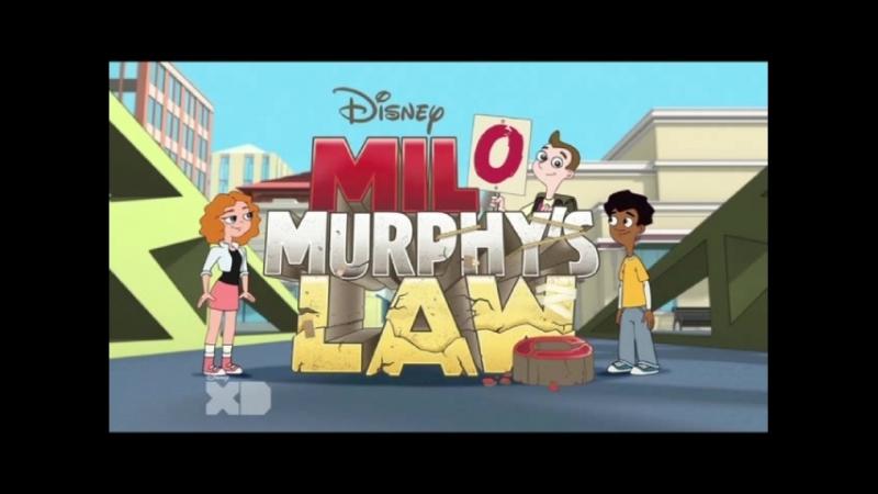 Смотреть Онлайн Закон Майло Мёрфи / Milo Merthy's Law
