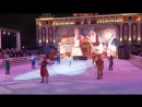 Ледовое шоу Белоснежка Белоснежка с Гномами 2 А Сотникова фрагмент 7 Путешествие в Рождество 2018