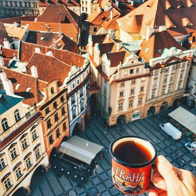 Уфа: классное предложение от Czech Airlines