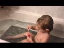 Саша в ванне