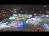 Самый большой ледяной городок в России, Пермь, МолодёжкаОНФ Москва