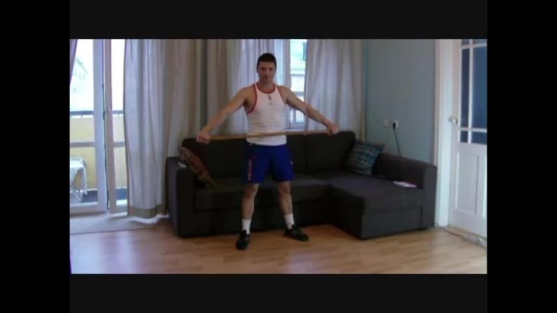 Как накачать ноги в домашних условиях. Тренировка мышц ног. Обучающее видео