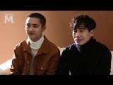 171220 M Magazine @ EXO's D.O. (Do Kyungsoo)