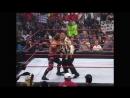 The Rock, The Undertaker, Kane, Mick Foley Chris Benoit segment 2000