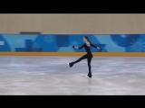 2018 Winter Olympics | PyeongChang-2018 | Ladies | Morning practice | Gangneung Ice Arena | 19/02/2018 | Part 1