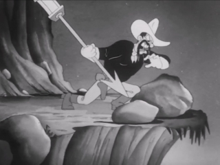 The Lone Stranger and Porky (1939)