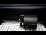 Изготовление стикеров из бумаги или пленки
