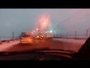 Авария на императорском мосту сегодня ульяновск