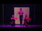 Mr Pole Dance 2017 - Adam L
