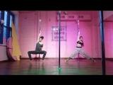 Sokolovskaya Daria / Grischenko Anastasia (Polёt Dance School)