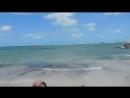 После шторма ,атлантический океан. Доминикана,Пунта Кана.