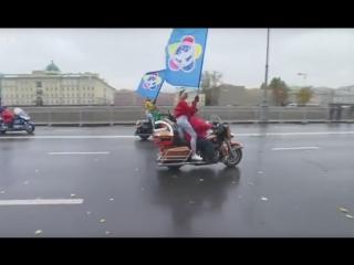 Владимир Путин на открытии Фестиваля молодежи в Сочи