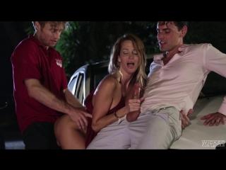 Jessica Drake - An Inconvenient Mistress, Scene 3 [Threesome,Blowjob,MILF,New Porn 2017]