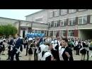 танцы выпускников на последнем звонке в Вятском многопрофильном лицее